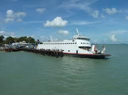 Veerboot Koh Samui