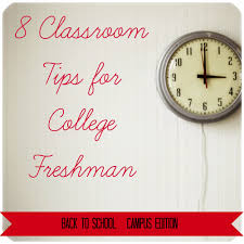 8 classroom tips for college freshman tales of a bookworm 8 classroom tips for college freshman