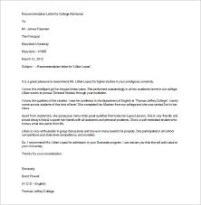 write a reference letter for student Resume