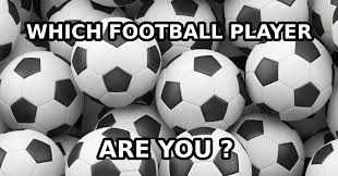 which football player are you quiz com