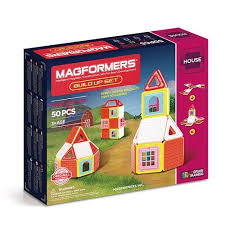 Магнитный <b>конструктор Magformers Build</b> Up Set 50P 705003 ...