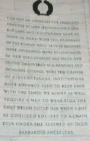 The Skeptical Optimist: True or False: Thomas Jefferson was a ... via Relatably.com