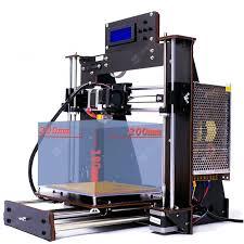 <b>2020 Upgraded Full 3D</b> Printer Prusa i3 Reprap MK8 DIY Kit MK2A ...