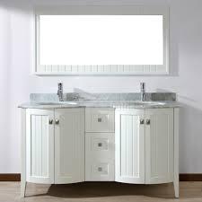 bathroom vanity 60 inch: redoubtable  inch double sink bathroom vanity tops gray cottage cabinets vanities white moscony