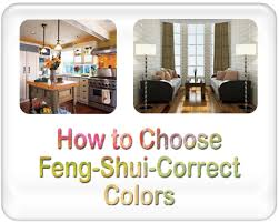 click on this link to learn how to choose colors for other rooms in the home apply feng shui colour