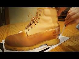 How to Clean and Restore Timberlands!! Make Suede Boots <b>Sexy</b>! DIY