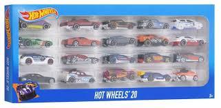 Набор <b>машин Hot Wheels</b> H7045/DPG53 — купить онлайн по ...