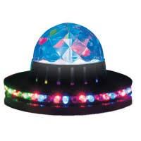Светильник светодиодный <b>Volpe</b> Disco <b>ULI</b>-<b>Q305</b> 3,5W/RGB Black ...
