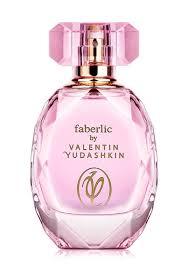 Faberlic by Valentin Yudashkin <b>Rose</b> Eau de Parfum for Her 3004 ...