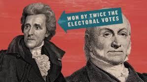 「Andrew Jackson vs jackson」の画像検索結果