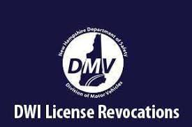 DWI license revocations for Aug. 26, 2019 | Courts | unionleader.com