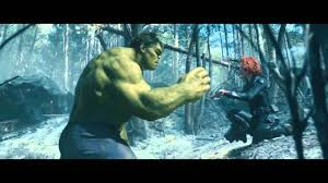 Image result for avengers natasha and bruce