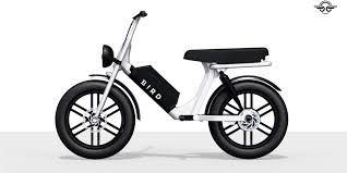 Bird <b>Cruiser</b> unveiled as moped-style electric bicycle with seating for ...