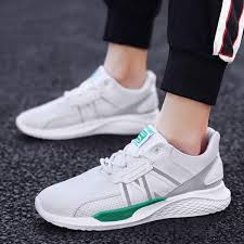 <b>Men's Casual Breathable</b> Sports Shoes Trend Running Shoes