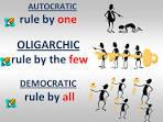 oligarchic