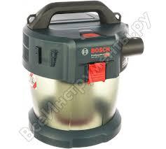 Отзывы о <b>аккумуляторном пылесосе Bosch GAS</b> 18V-10 L ...