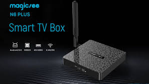 <b>Magicsee N6 Plus Android</b> TV Box Buy Link : http://bit.ly/2G1vlho