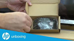 Unboxing an <b>HP Pavilion TouchSmart</b> All-in-One PC | HP Pavilion ...