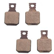 <b>1Pair</b> Metal Pads for <b>Bikes</b> Disc <b>Bicycle</b> Brake <b>Bike Semi</b>-<b>metallic</b> ...