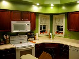 kitchen cabinets color ideas cabinet  brown wooden kitchen cabinets color ideas with white lamp and white o
