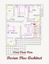 Home Plans In Pakistan  Home Decor  Architect Designer   d Home Plan d home palns  First Floor Plan