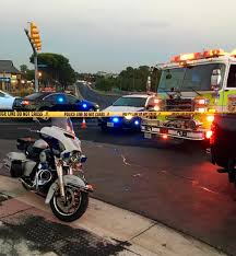w seriously injured after being hit by car in fairfax county police are on the scene of an accident after a w was hit by car in