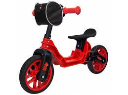 Купить <b>беговел RT Hobby bike</b> Magestic, красный с черным по ...