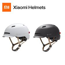<b>Newest</b> Xiaomi Smart4u <b>Waterproof</b> Bicycle Matte Helmet Smart ...
