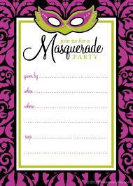 brilliant masquerade party invitation template especially brilliant masquerade party invitation template especially mini st article