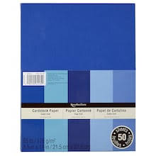 """Recollections® Cape Cod <b>Cardstock</b> Paper, 8.5"""""""" x 11"""""""""""