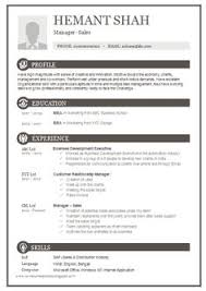 over 10000 cv and resume samples with free download one page excellent resume sample for resume format one page