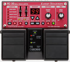 RC-30 | Фразовый семплер - BOSS