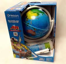Тест интерактивного «умного» <b>глобуса Oregon Scientific</b> ...