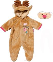 "<b>Одежда для кукол Zapf</b> Creation ""Baby Annabell. Северный олень ..."