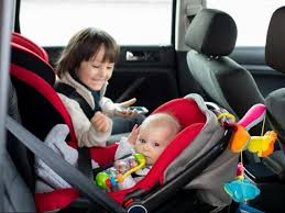 You can trade in your old car seat at Walmart for a $30 gift card this ...
