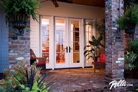 french patio doors pella