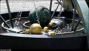 Tychonic system model at Cosmologic fountain - <b>Solar</b> System Models