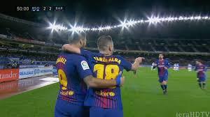 Real Sociedad vs FC Barcelona - All Goals 14-01-2018 (HD ...
