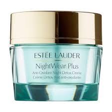 <b>NightWear Plus</b> Anti-Oxidant Night Detox Creme - <b>Estée Lauder</b> ...