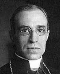 Grand discours : cardinal Pacelli ( futur Pie XII), la vocation chrétienne de la France