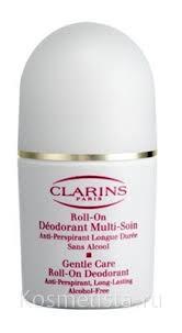 <b>Шариковый дезодорант Clarins</b> Roll-On Deodorant | Отзывы ...