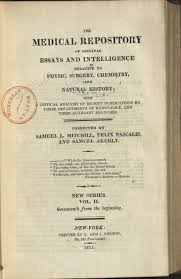 the medical repository of original essays and intelligence  httpcollectionscountwayharvardeduonviewfileupload