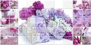 <b>Арома</b> Сирень - 1 50x25 <b>декор</b> от <b>Belleza</b> купить <b>керамическую</b> ...