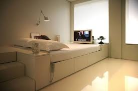 small space bedroom furniture. in the case of this 474 square foot apartment from portugal ones that are responsible for amazing results consexto architects small space bedroom furniture