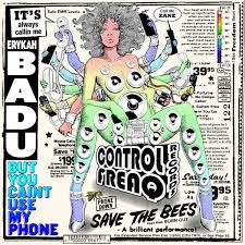 "<b>Erykah Badu</b>, ""<b>But</b> You Cain't Use My Phone"" mixtape review"