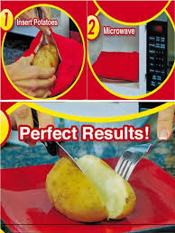 <b>1pc Microwave Potato Baked Bag</b> | SHEIN IN