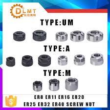 Online Shop 1PCS <b>ER8 ER11</b> ER16 ER20 ER25 ER32 A/M CNC ...