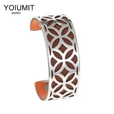 <b>Cremo Stainless</b> Steel Bracelet Manchette Femme Jewelry Yoiumit ...