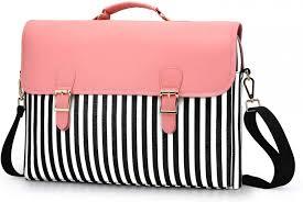Eishops | Dcbraa Laptop <b>Bag 14</b> Inch - for Women,Fashion PU ...