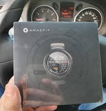 <b>Умные часы Xiaomi</b> Amazfit Verge с потрясающей автономностью